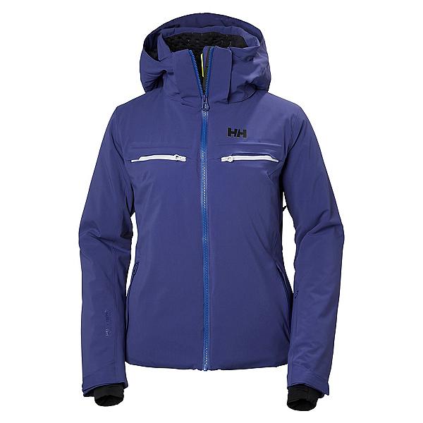 Helly Hansen Alphelia Womens Insulated Ski Jacket, Lavender, 600