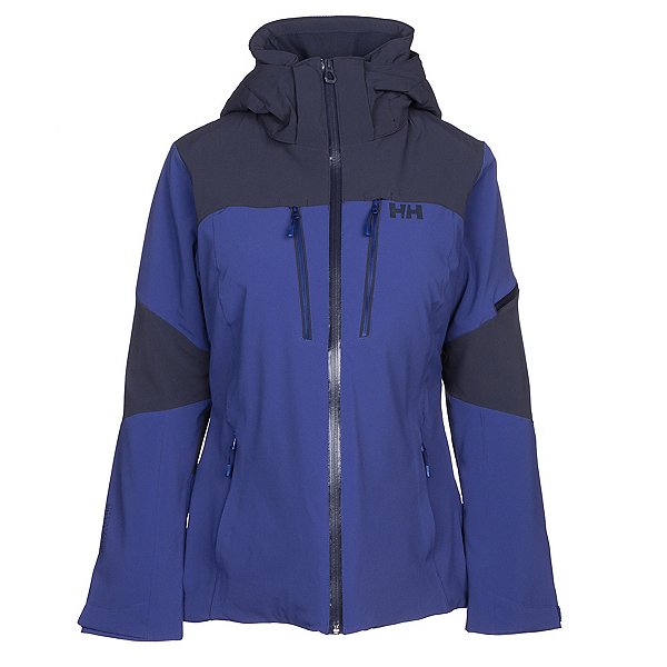 Helly Hansen Motionista Womens Insulated Ski Jacket, Lavender, 600