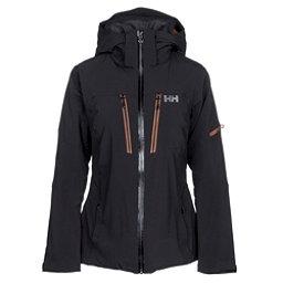 Helly Hansen Motionista Womens Insulated Ski Jacket, Black, 256