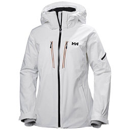 Helly Hansen Motionista Womens Insulated Ski Jacket, White, 256
