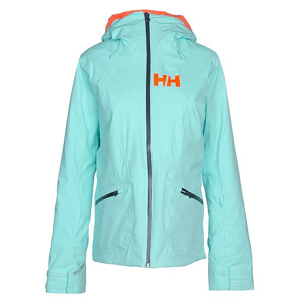 Helly Hansen Glory Womens Insulated Ski Jacket, Glacier, 600