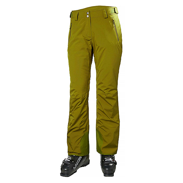 Helly Hansen Legendary Womens Ski Pants, Fir Green, 600