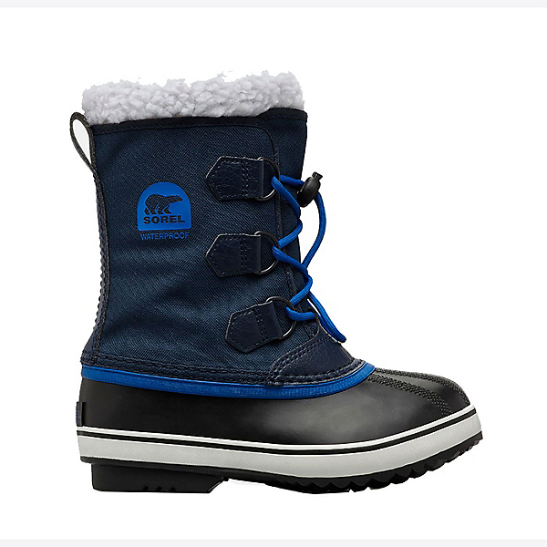Sorel Yoot Pac Boys Boots, Collegiate Navy Super Blue, 600