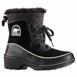 Sorel Tivoli III Womens Boots, Black-Light Bisque, 256
