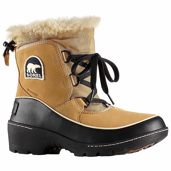 Sorel Tivoli III Womens Boots, Curry-Black, 600