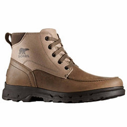 Sorel Portzman Moc Toe Mens Boots, Major-Concrete, 256