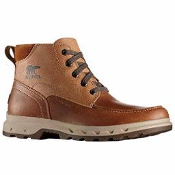 Sorel Portzman Moc Toe Mens Boots, Elk-Ancient Fossil, 256