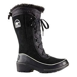 Sorel Tivoli lll High Womens Boots, Black-Light Bisque, 256