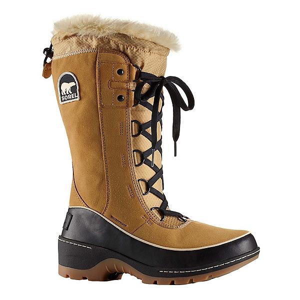 Sorel Tivoli lll High Womens Boots, Curry-Black, 600
