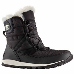 Sorel Whitney Short Lace Womens Boots, Black, 256