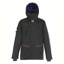 Picture Dann Mens Insulated Ski Jacket, Black, 256