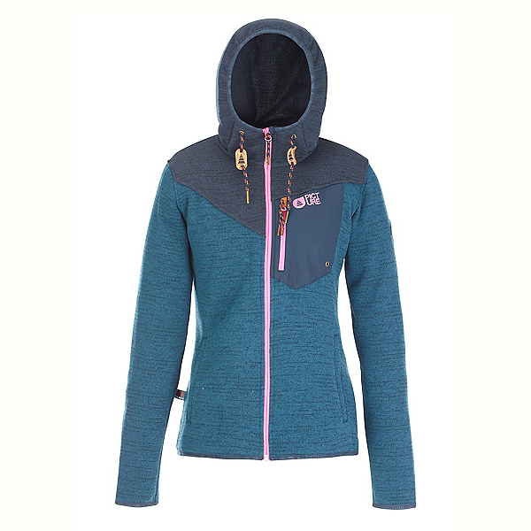 Picture Moder Womens Mid Layer, , 600