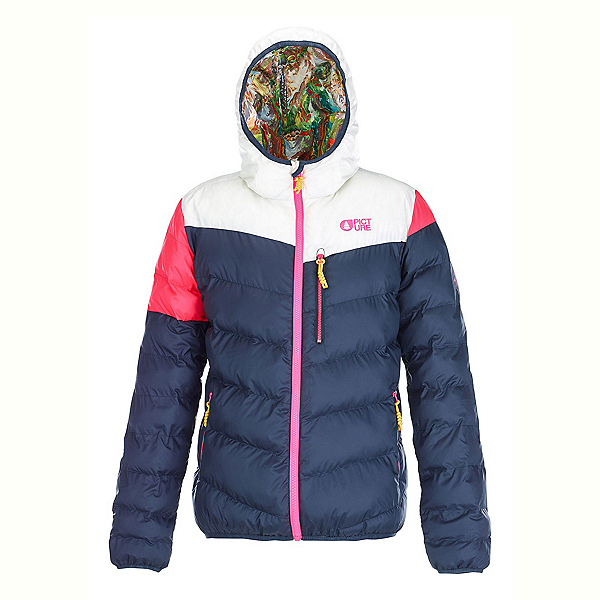 Picture Voice Womens Mid Layer, , 600