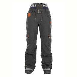 Picture Exa Womens Ski Pants, Black, 256