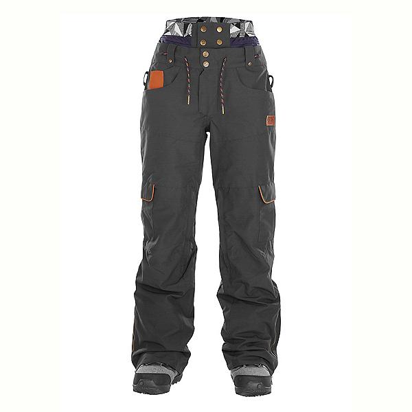 Picture Exa Womens Ski Pants, Black, 600