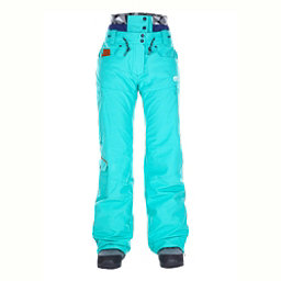Picture Slany Womens Ski Pants, Mint Green, 256