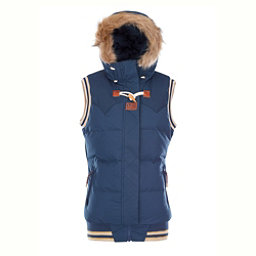 Picture Holly Womens Vest, Dark Blue, 256