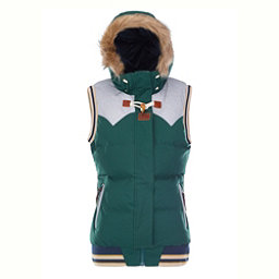 Picture Holly Womens Vest, Dark Green, 256