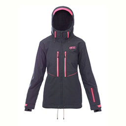 Picture Exa Womens Insulated Ski Jacket, Black, 256