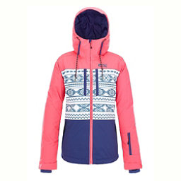 Picture Mineral Womens Insulated Ski Jacket, Coral, 256