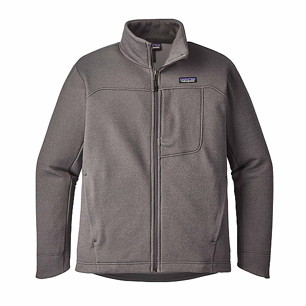 Patagonia Ukiah Mens Jacket, Forge Grey, 600