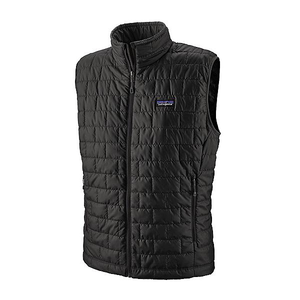 Patagonia Nano Puff Mens Vest, Black, 600