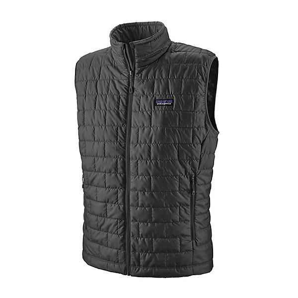 Patagonia Nano Puff Mens Vest 2022, Forge Grey, 600