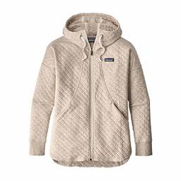 Patagonia Cotton Quilt Womens Hoodie, Birch White, 256