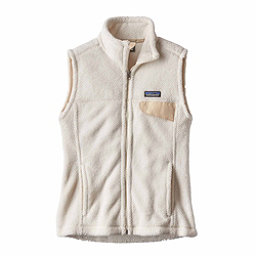 Patagonia Re-Tool Womens Vest, Raw Linen-White X Dye, 256