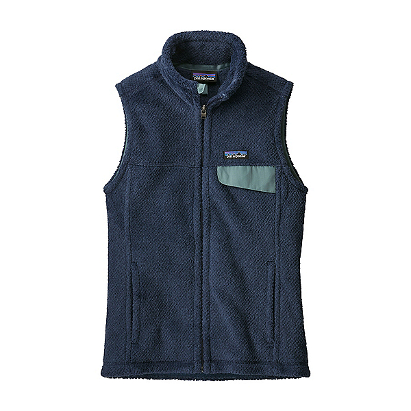 Patagonia Re-Tool Womens Vest, Stone Blue Classic Navy, 600