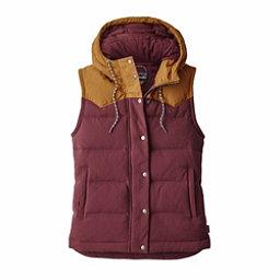 Patagonia Bivy Hooded Womens Vest, Dark Ruby, 256