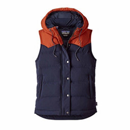 Patagonia Bivy Hooded Womens Vest, Navy Blue, 256