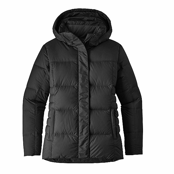 Patagonia Down With It Womens Jacket, Black, 600