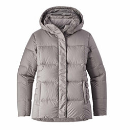 Patagonia Down With It Womens Jacket, Feather Grey, 256