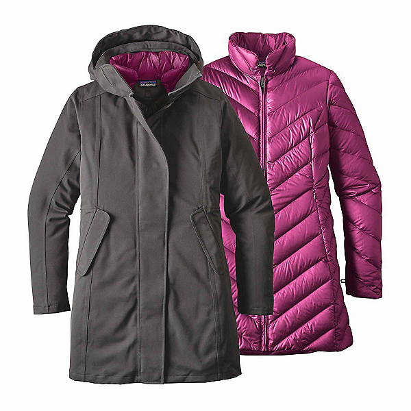 Patagonia Tres 3-in-1 Parka Womens Jacket, , 600