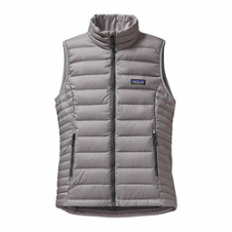 Patagonia Down Sweater Womens Vest, Feather Grey, 256