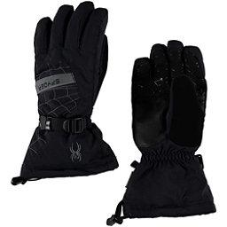 Spyder Overweb Gore-Tex Gloves, Black-Polar, 256