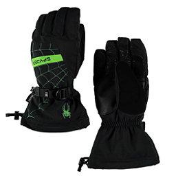 Spyder Overweb Gore-Tex Gloves, Black-Fresh, 256