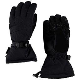 Spyder Overweb Gore-Tex Gloves, Black-Black, 256