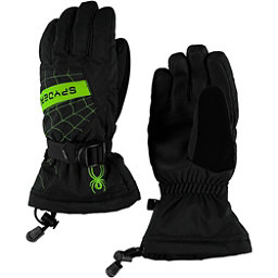 Spyder Overweb Kids Gloves, Black-Fresh, 256