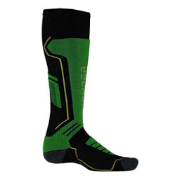Spyder Sport Merino Kids Ski Socks, Black-Amazon-Fresh, 256