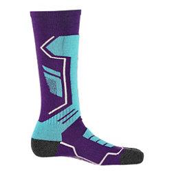 Spyder Sport Merino Girls Ski Socks, , 256
