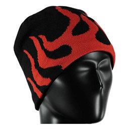 Spyder Mini Fire Toddlers Hat, Black-Burst, 256
