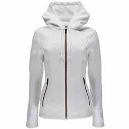 Spyder Endure Hoody Midweight Stryke Womens Sweater, White, 256