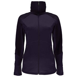 Spyder Bandita Full Zip Lightweight Stryke Womens Sweater, Nightshade-Nightshade, 256