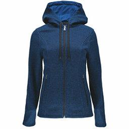 Spyder Endure Novelty Hoody Midweight Stryke Fleece Womens Sweater, Frontier-Frontier, 256