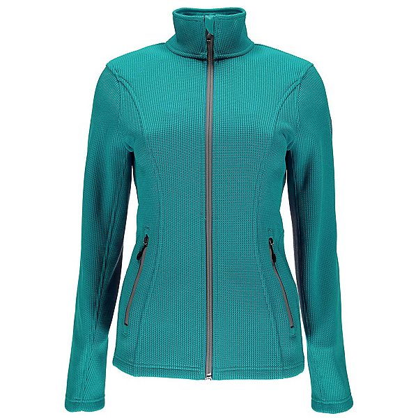 Spyder Endure Full Zip Womens Sweater, Baltic, 600