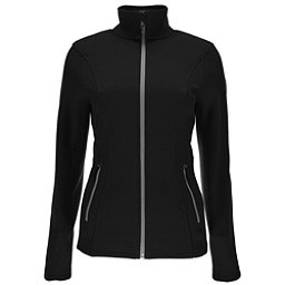 Spyder Endure Full Zip Womens Sweater, Black, 256