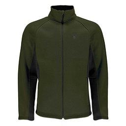 Spyder Foremost Full Zip Mens Sweater, Guard-Polar, 256