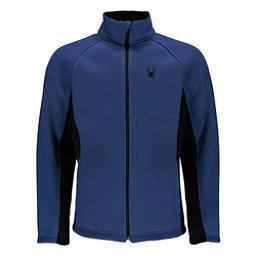 Spyder Foremost Full Zip Mens Sweater, Navy-Black, 256